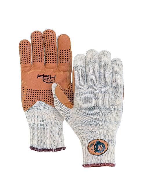 Fish Monkey Long Glove