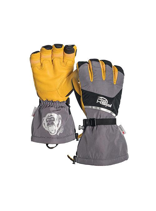 Fish Monkey Yeti Glove