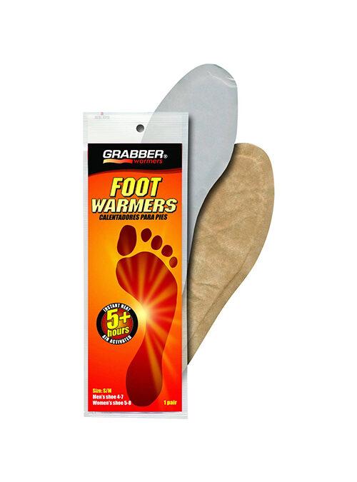 Grabber Foot Warmer