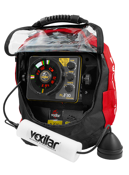 Vexilar FLX-30 Ultra Pack