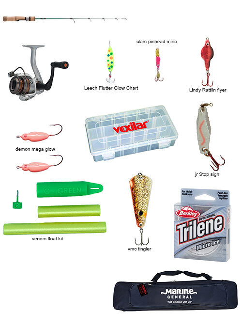Ice Lure Kits & Packages