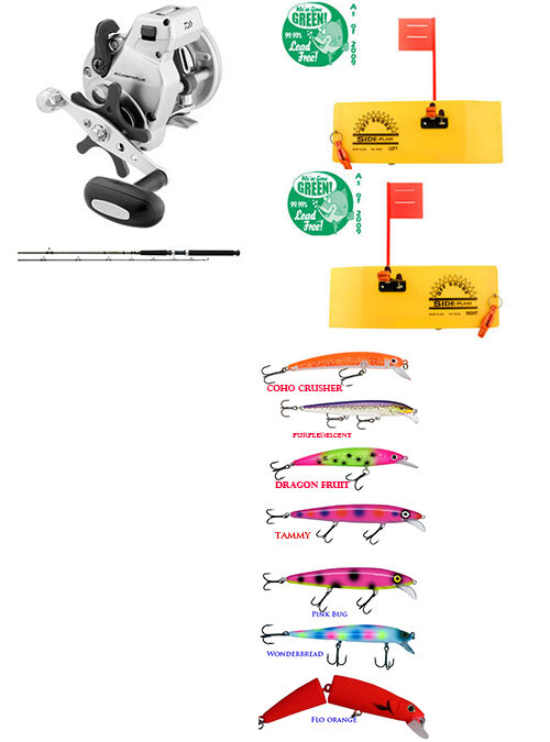 Summer Lure Kits/packages