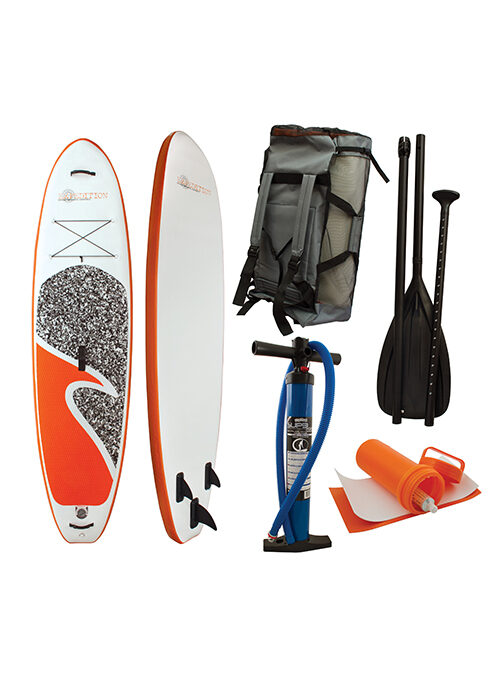 Expedition 10 foot Inflatable SUP