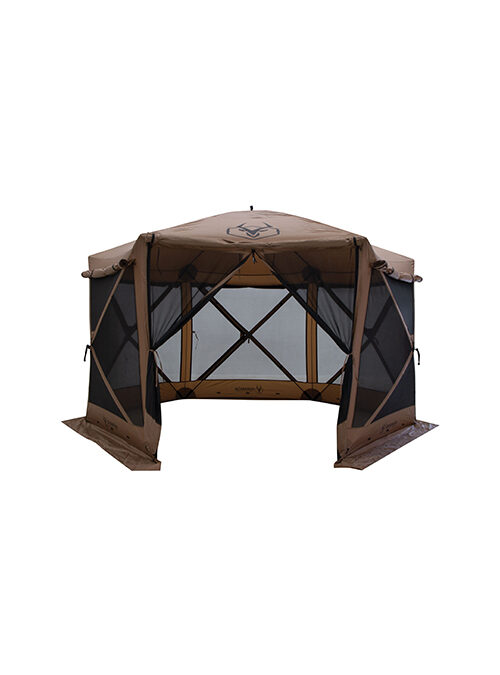Gazelle Deluxe 6-Sided Portable Gazebo