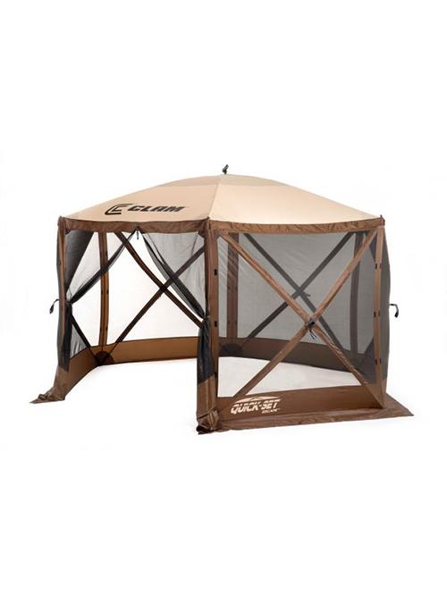 Clam Escape Screen Tent