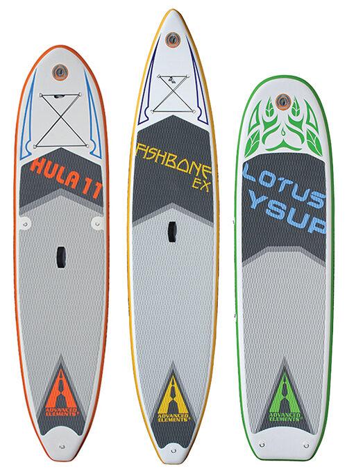 Advanced Elements Inflatable SUPs