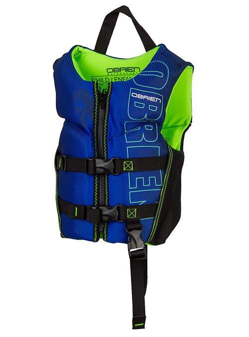 O'Brien Child Flex V-Back Life Jacket