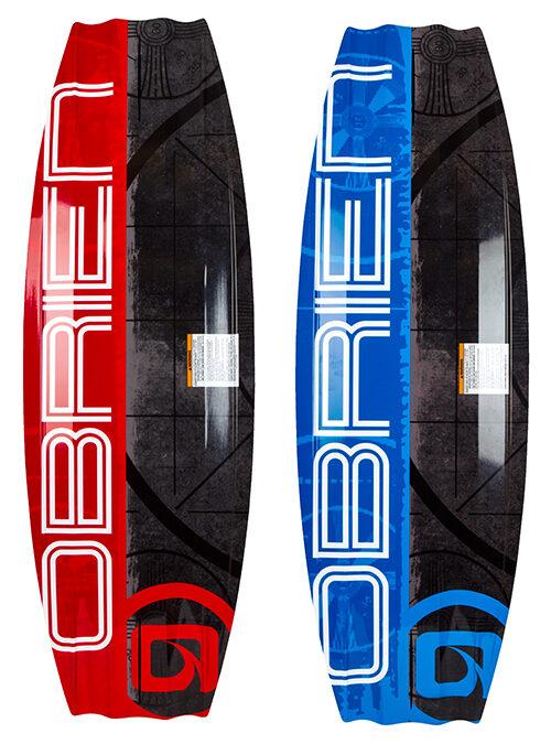 OBrien System Wakeboard w/ Clutch Bindings