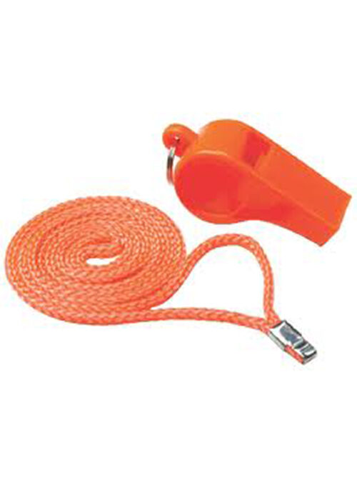 Seachoice 46010 plastic whistle