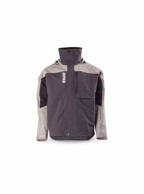 Rapala Pro Rain Jacket Grey Black