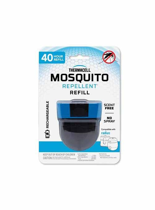 Rechargeable Mosquito Repeller Refills