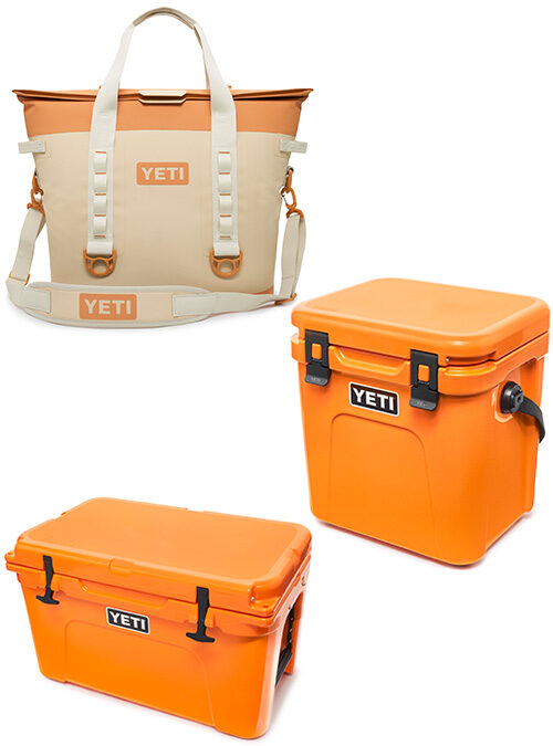 Yeti Exclusive Color King Crab Orange