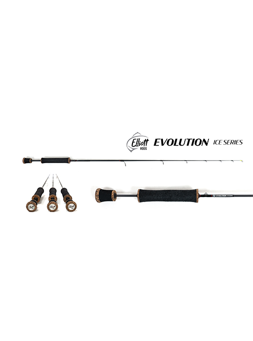 2B Evolution Ice Series Rods